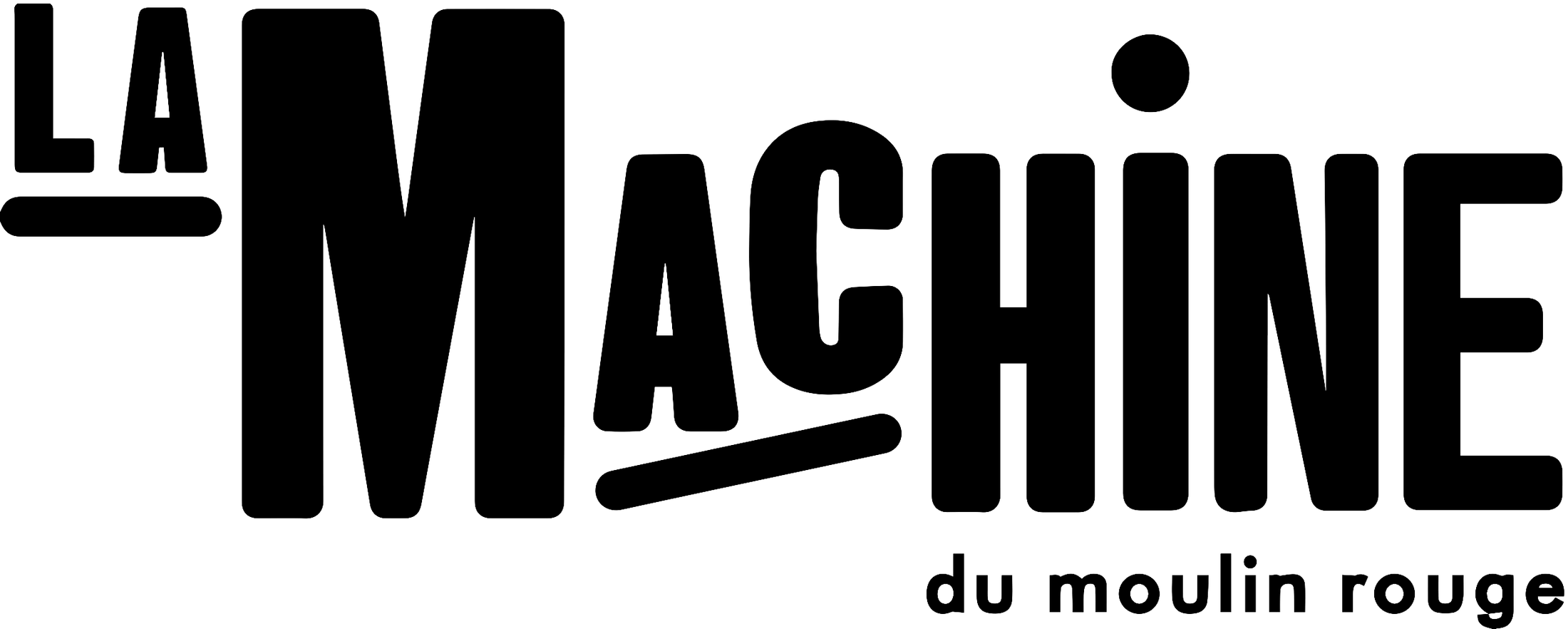 La Machine du Moulin Rouge Retina Logo