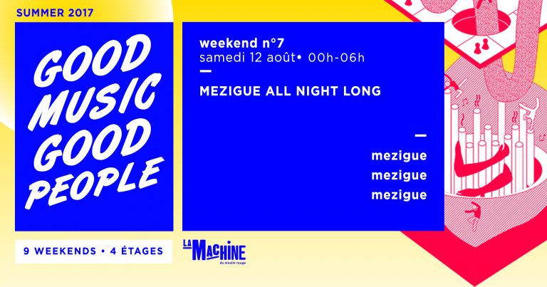 • Mézigue All Night Long •