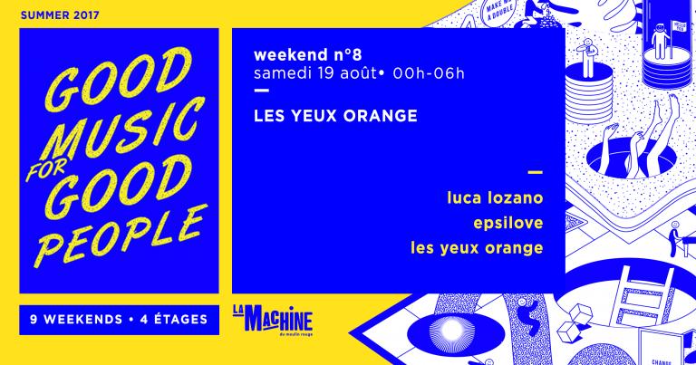 • Les Yeux Orange •