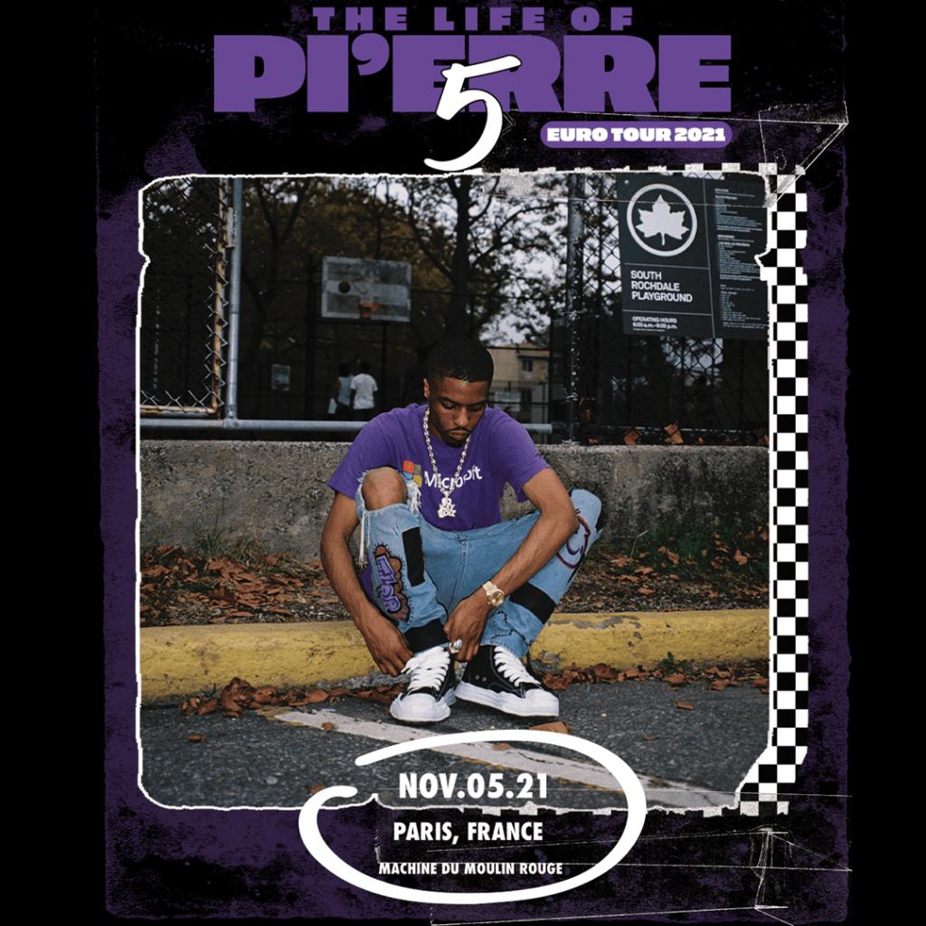 Pierre Bourne, le producteur star du hip-hop
