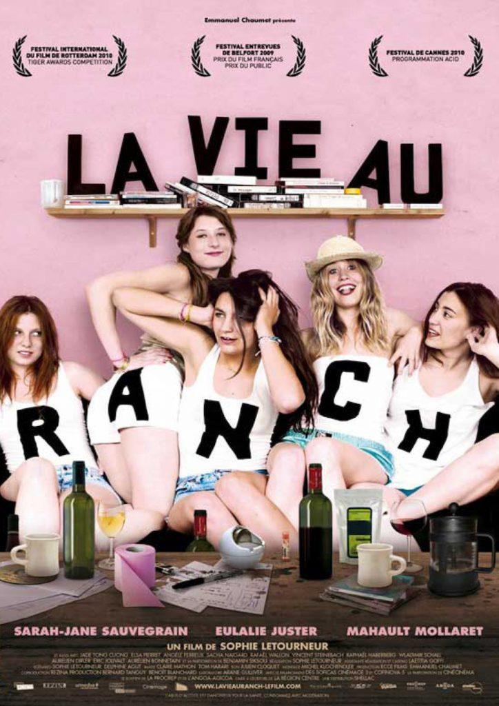 LA VIE AU RANCH de Sophie Letourneur / Cinéma sur le toit x Sofilm au Bar à Bulles