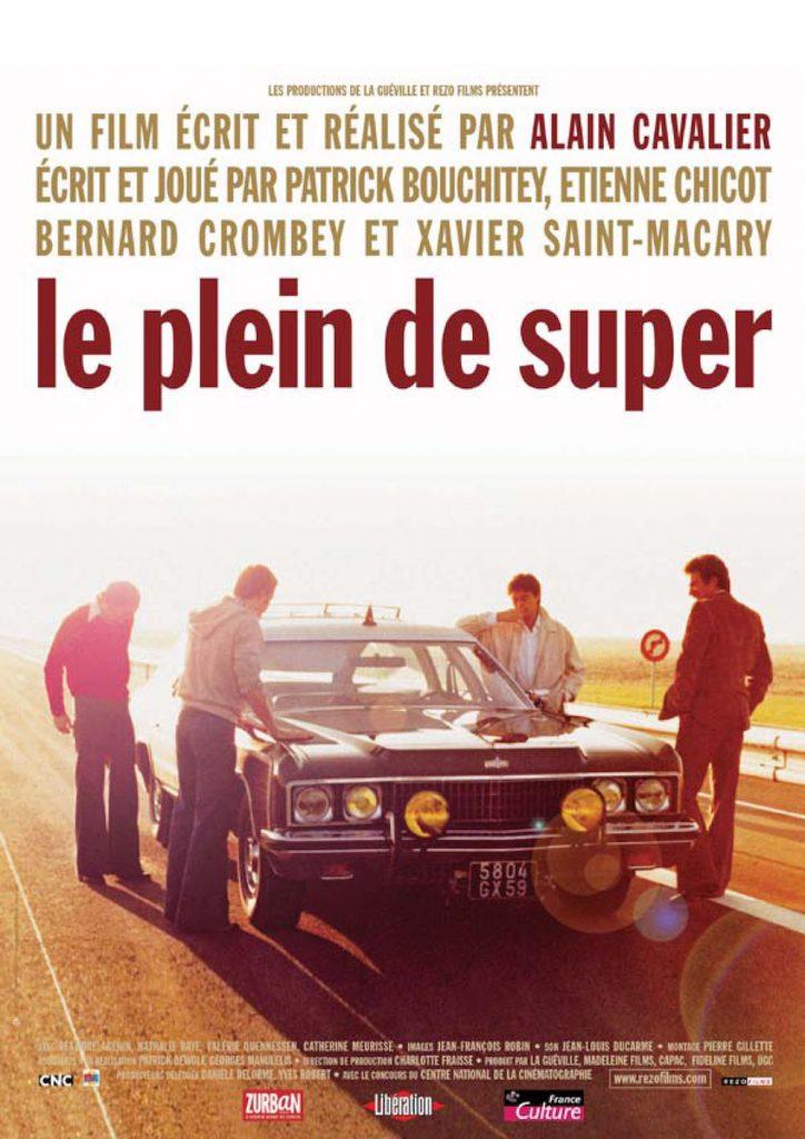 LE PLEIN DE SUPER d'Alain Cavalier - Cinéma sur le toit x Sofilm au Bar à Bulles
